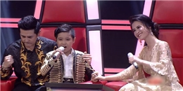 Cô trò Đông Nhi khiến khán giả 'nổi da gà' với những nốt cao