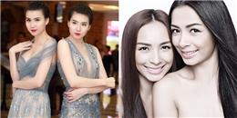 yan.vn - tin sao, ngôi sao - Những cặp chị em song sinh tài sắc vẹn toàn của Vbiz