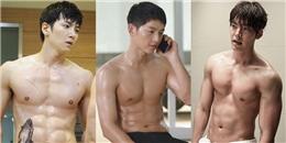 """yan.vn - tin sao, ngôi sao - Màn ảnh Hàn 2016 tràn ngập màn """"khoe thân"""" của mĩ nam 6 múi"""