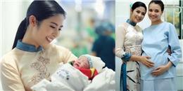 yan.vn - tin sao, ngôi sao - Hoa hậu Ngọc Hân khoe con gái đầu lòng của Hồng Quế