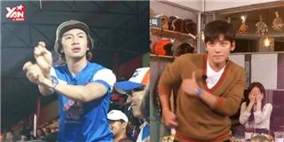 Phải chăng Ji Chang Wook là  hậu duệ  của thánh nhảy Kwang Soo?