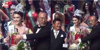 Ngọc Duyên đăng quang Nữ hoàng Sắc đẹp Toàn cầu 2016