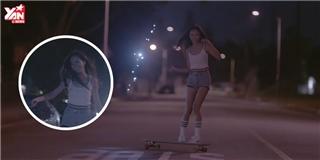 Nữ thần trượt ván  xinh đẹp hớp hồn trong MV của Far East Movement và Hyorin