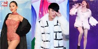 Phong cách thời trang phang thời tiết khó đỡ của loạt sao Việt