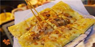 [Nhòm Nhèm] Chẳng cần sang Thái, Sài Gòn đã có món bánh chuối  thần thánh  này