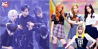 Điểm danh các nhóm nhạc Kpop nói không với hát nhép trên sân khấu