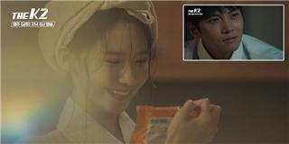 Cảnh Yoon Ah ăn mỳ tôm đạt rating cao nhất trong  The K2