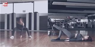 Cô nàng lột xác nhờ gym chia sẻ những bài tập đốt mỡ cực hiệu quả