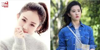 Những mĩ nhân Hoa ngữ  một bước thành sao  nhờ phim ngôn tình