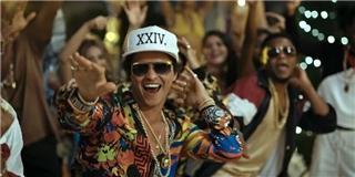 Bruno Mars tung MV mới toanh  đẳng cấp và khác lạ