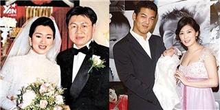 Hôn nhân lục đục nhưng 5 cặp đôi này vẫn  diễn sâu  trước truyền thông