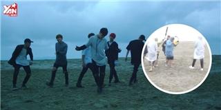Thần tượng Kpop chứng minh sự thật đằng sau các MV rất ngầu