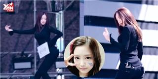 Na Eun bất ngờ gây sốt nhờ fancam khoe dáng nuột không kém Hani
