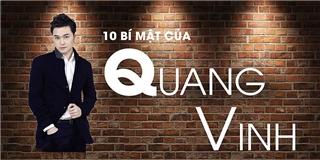 Ca sĩ Quang Vinh và mối tình kéo dài 10 năm