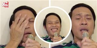 Hoài Linh hát kẹo kéo
