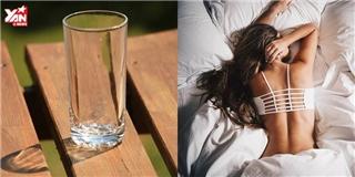 Chuyện gì xảy ra nếu như bạn quên uống nước vào buổi sáng?