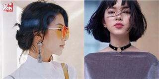 Những màn lột xác nhờ đổi kiểu tóc đẹp miễn chê của loạt hot girl Việt
