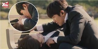 Nụ hôn đầu của Yoona và Ji Chang Wook không lãng mạn như fan vẫn mơ