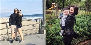 Phát ghen với cuộc sống viên mãn của 3 mỹ nhân Việt sau khi lấy chồng