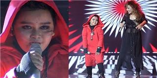 Thụy Bình hát rock cùng ca sĩ Phương Thanh gây bất ngờ cho khán giả