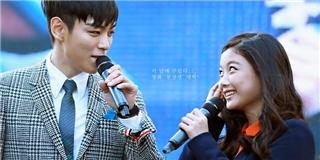 T.O.P và Kim Yoo Jung: Tổ hợp anh em đáng yêu nhất xứ Hàn
