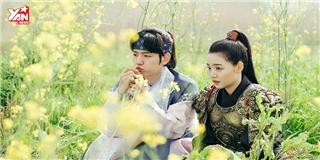 Không chỉ có Tứ - Soo, Moon Lovers còn có cặp vợ chồng đáng yêu này