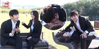 Hô hấp nhân tạo cho Yoona, Ji Chang Wook mệt bở hơi tai