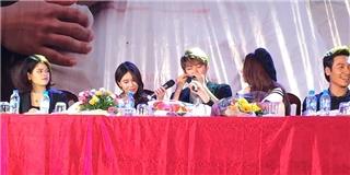Kang Tae Oh thổi harmonica khiến fan Việt bấn loạn