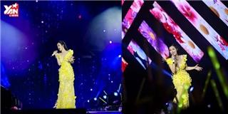 Đông Nhi hòa giọng  hit  Khóc cùng 15.000 khán giả