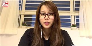 An Nguy ra vlog  Đừng nghi ngờ về lòng tốt  giữa bão lũ miền Trung