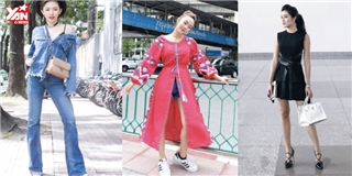 Minh Hằng biến hóa đầy phá cách dẫn đầu sao mặc đẹp tuần qua