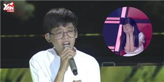 Dù bị chọn sai bài hát,  soái ca nhí  của Đông Nhi vẫn xuất sắc