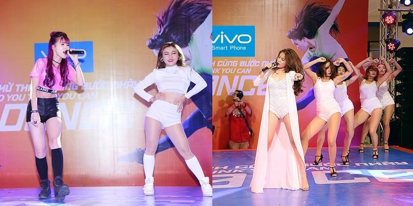 """yan.vn - tin sao, ngôi sao - Hoàng Thùy Linh run khi hát tại """"So you think you can dance"""" mùa 5"""