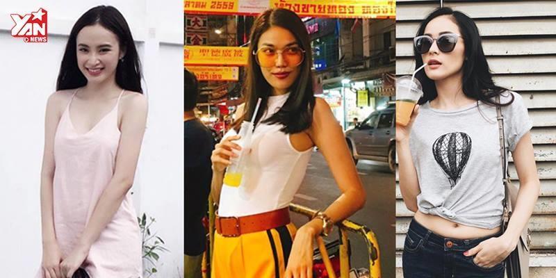 Hạ Vi, Lan Khuê dẫn đầu streetstyle sao Việt mặc đẹp tuần qua