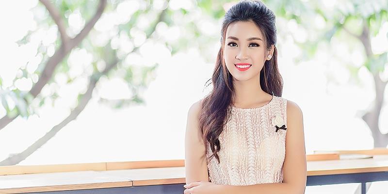 """yan.vn - tin sao, ngôi sao - Hoa hậu Việt Nam Đỗ Mỹ Linh: """"Không phải đại gia nào cũng xấu"""""""