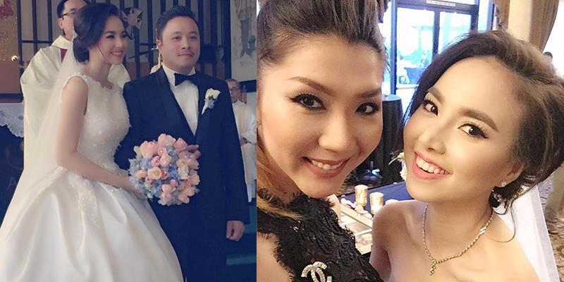 yan.vn - tin sao, ngôi sao - Đinh Ngọc Diệp cùng Victor Vũ tổ chức đám cưới bí mật ở Mỹ