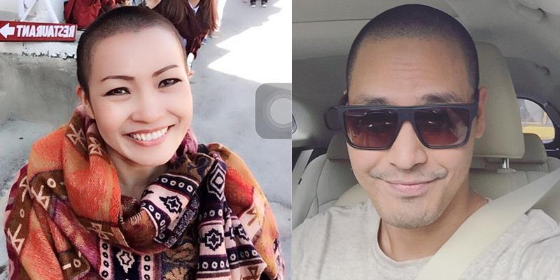 """yan.vn - tin sao, ngôi sao - """"Cười ngất"""" với team đầu trọc cực chất của showbiz Việt"""