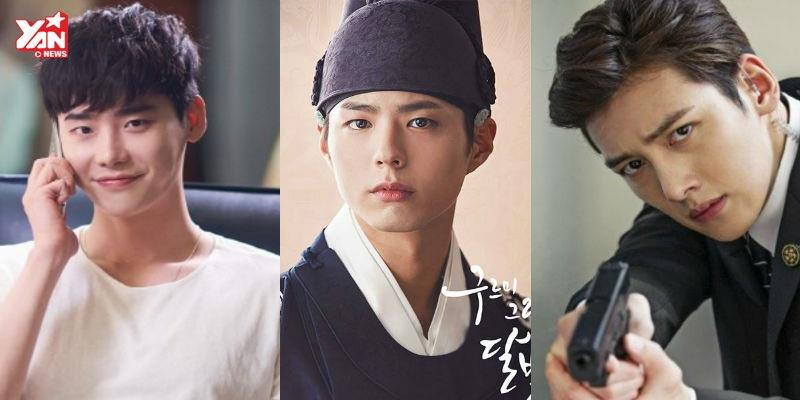 4 mẫu bạn trai hoàn hảo trên màn ảnh Hàn cô gái nào cũng mơ ước