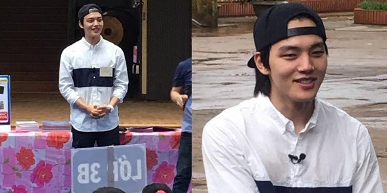 yan.vn - tin sao, ngôi sao - Sao nhí Trăng Trời Yeo Jin Goo xuất hiện tại trường học Quảng Trị
