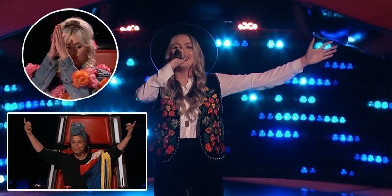 Đây là giọng hát đặc biệt khiến Miley phải đứng dậy tán dương