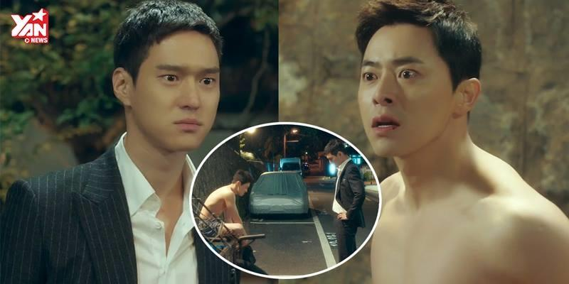"""Chết cười với kiểu """"chia tay - đòi quà"""" của 2 mỹ nam phim Hàn"""