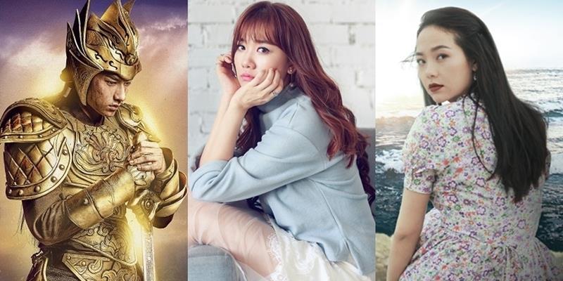 4 diễn viên chính đình đám điện ảnh Việt đều là... ca sĩ