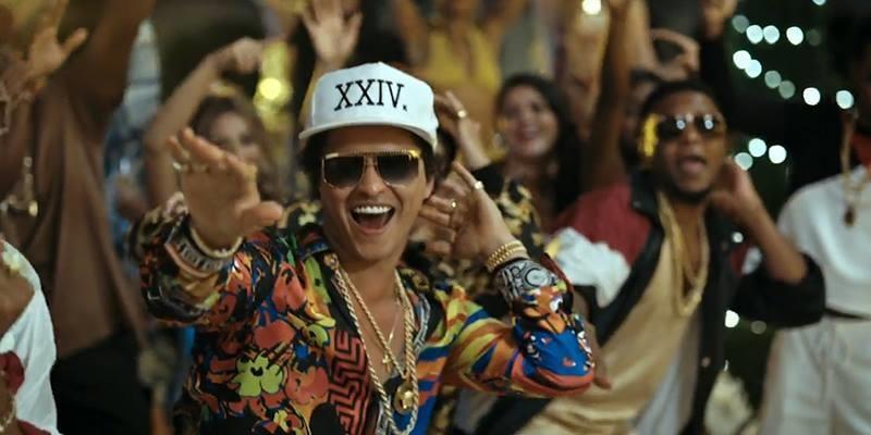 """Bruno Mars tung MV mới toanh """"đẳng cấp và khác lạ"""""""