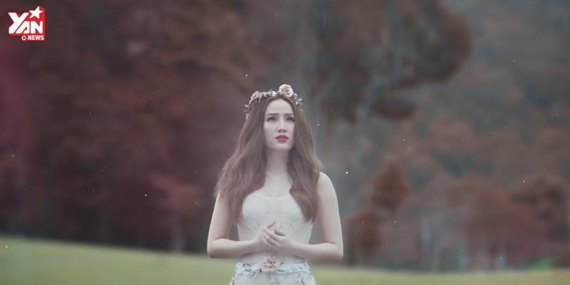 """Bảo Thy hóa thân thành """"tiên nữ"""" trong MV nửa tỉ đồng"""