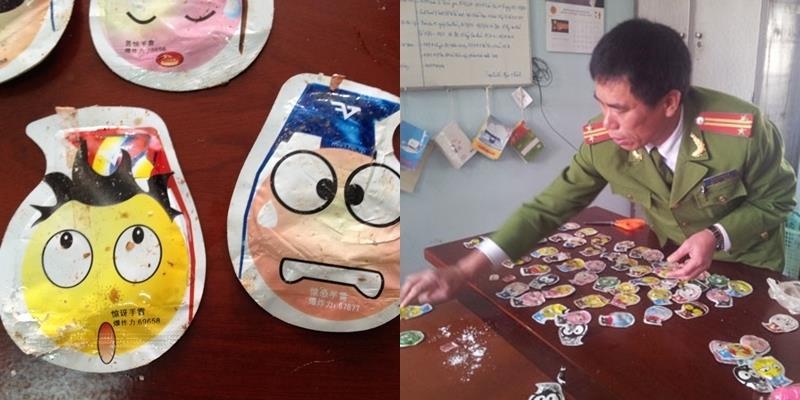 Kiên Giang: Hơn 30 học sinh phải cấp cứu do ngửi đồ chơi Trung Quốc
