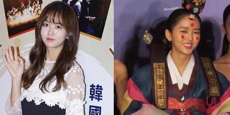 yan.vn - tin sao, ngôi sao - Kim So Hyun bất ngờ trở thành cô dâu siêu đáng yêu