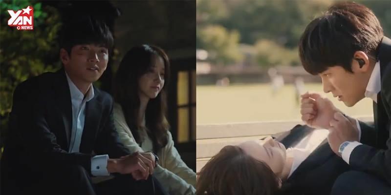 """4 cảnh """"ngọt như đường"""" giữa Yoona và Ji Chang Wook trong """"The K2"""""""