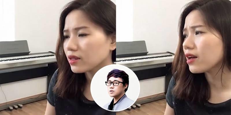"""Thùy Chi hát live hit """"Chưa bao giờ"""" đầy da diết"""