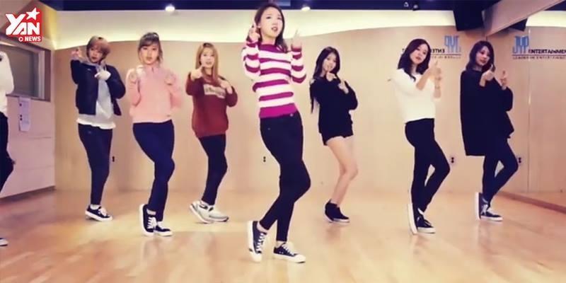Siêu hit TT của Twice tung clip vũ đạo, fan tha hồ nhún nhảy theo
