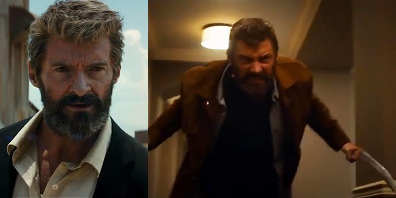 """Hugh Jackman già cỗi trong trailer đầu tiên của """"Wolverine 3"""""""